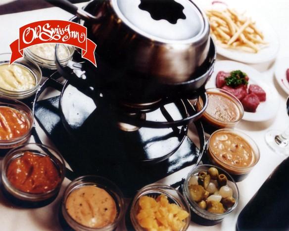beef fondue with logo