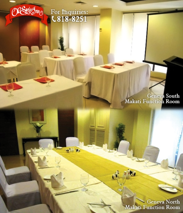OSIR-Geneva-South and North-Makati-Function-Room