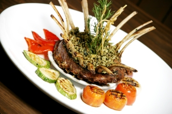 crown roast of lamb horizontal