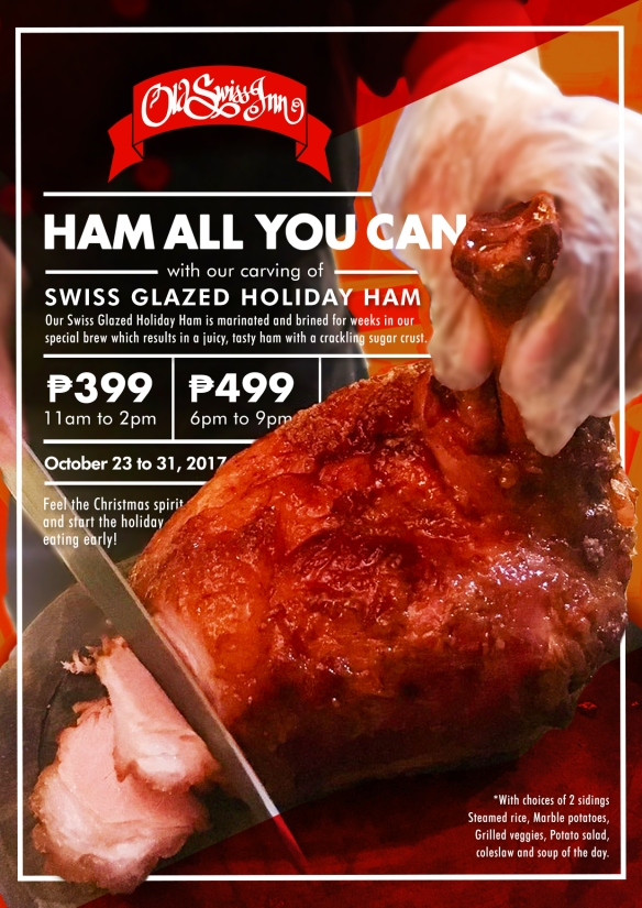 ham all you can